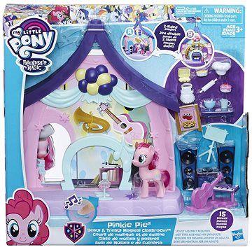 Hasbro My Little Pony hrací set s Pinkie Pie 2v1 cena od 0 Kč