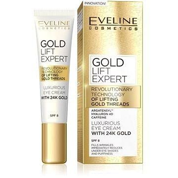 EVELINE Cosmetics Gold Lift Expert Eye 40+ 15 ml