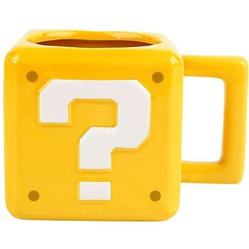 PALADONE Abysse Nintendo Question Block Mug