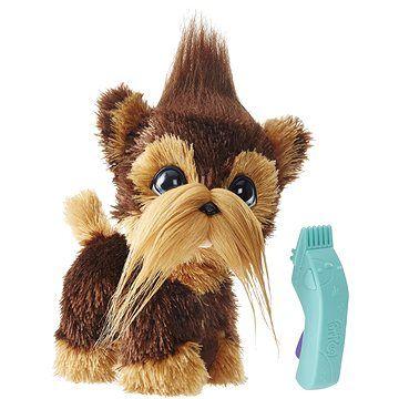 Hasbro FurReal Interaktivní štěně Shaggy s príslušenstvím cena od 0 Kč