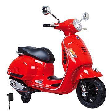 Jamara Ride-on Vespa - červená