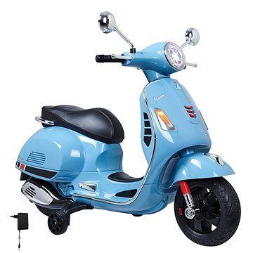 Jamara Ride-on Vespa - modrá