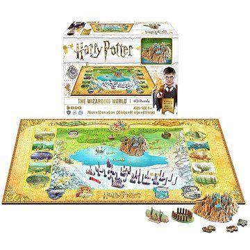 4D Puzzle 4D Harry Potter