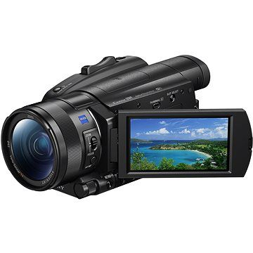 Sony FDR-AX700 4K Handycam