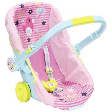 Zapf Creation BABY Born Přenosná sedačka na kolečkách