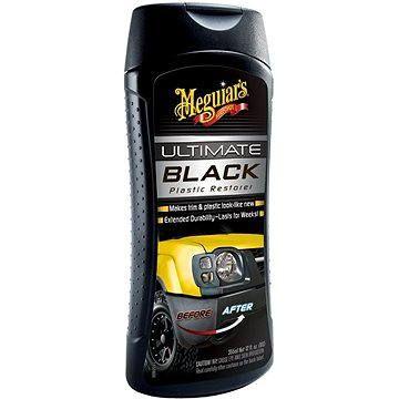 MEGUIAR'S Ultimate Black Plastic Restorer