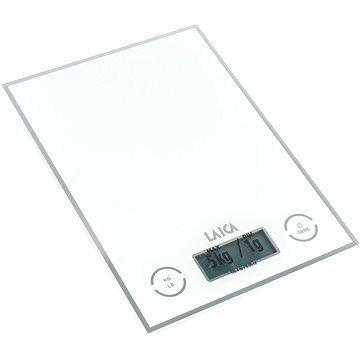 LAICA digitální kuchyňská váha bílá