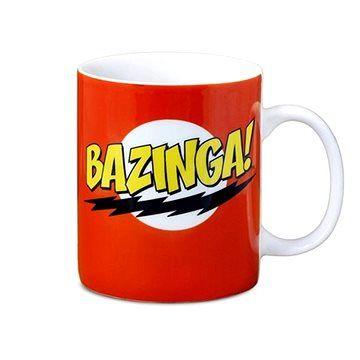 Logoshirt Bazinga - hrnek