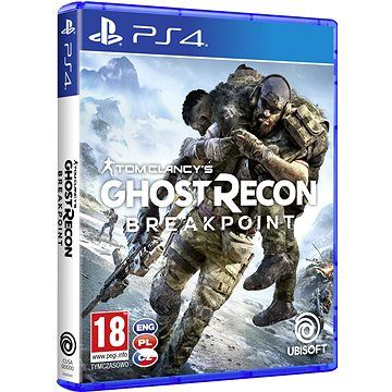 Ubisoft Tom Clancys Ghost Recon: Breakpoint - PS4