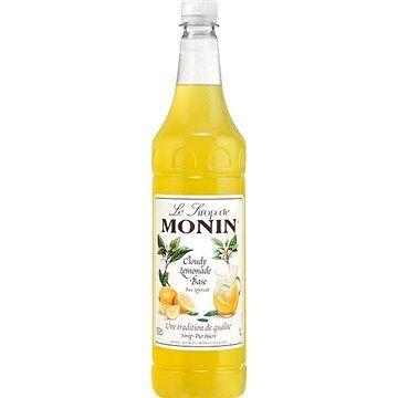 MONIN CLOUDY LEMONADE 1 L PET