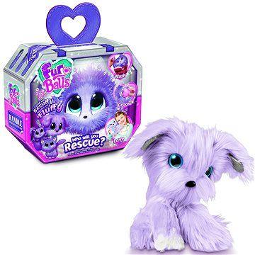 TM Toys Fur Balls Touláček - violet