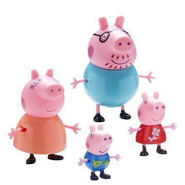 TM Toys Peppa Pig set figurek 4ks cena od 399 Kč