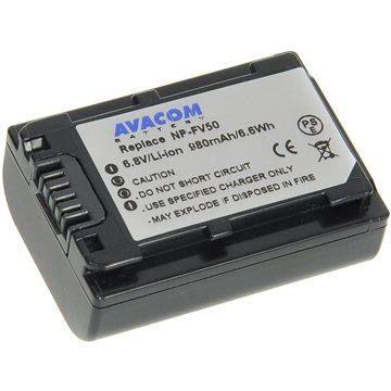 AVACOM za Sony NP-FV30, NP-FV50 Li-ion 6.8V 980mAh 6Wh