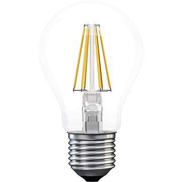 EMOS LED žárovka Filament A60 A++ 4W E27 teplá bílá