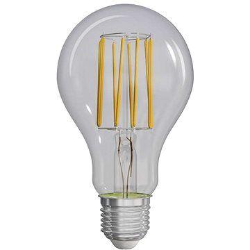EMOS LED žárovka Filament A70 A++ 12W E27 teplá bílá