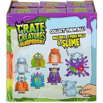MGA Crate Creatures Surprise Blicí kámoš (Barf Buddies)