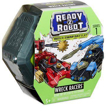 MGA Ready2Robot Zběsilý závodník cena od 329 Kč