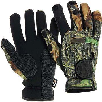 NGT Camo Gloves XL