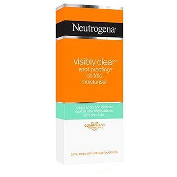 NEUTROGENA Visibly Clear Spot Proofing Oil Free Moisturiser 50 ml