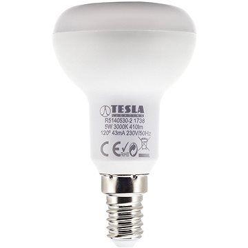 TESLA LED 5W E14 reflektor
