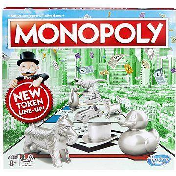 Hasbro Monopoly nové CZ cena od 649 Kč