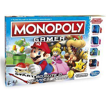 Hasbro Monopoly Gamer cena od 799 Kč