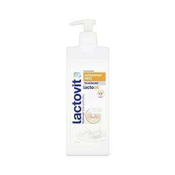 LACTOVIT Lactooil Intenzivní péče 400 ml