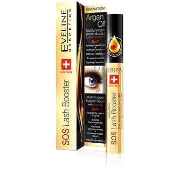 EVELINE COSMETICS SOS Lash Booster serum 5in1 Argan oil 10 ml