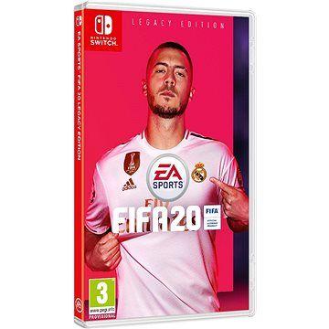 ELECTRONIC ARTS FIFA 20 - Nintendo Switch
