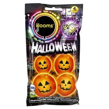 TM Toys LED balónky - haloween 4 ks cena od 149 Kč