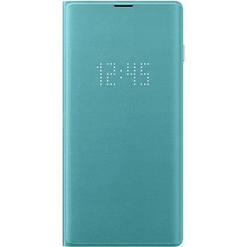 Samsung Galaxy S10 LED View Cover zelený
