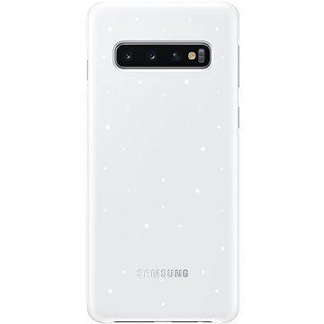 Samsung Galaxy S10 LED Cover bílý