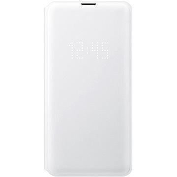 Samsung Galaxy S10e LED View Cover bílý