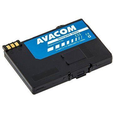 AVACOM pro Siemens C55, S55 Li-Ion 3,6V 850mAh (náhrada EBA-510)