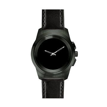 MyKronoz ZeTime Premium Black/Black Flat - 44 mm