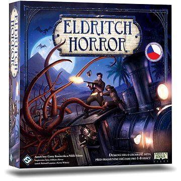 BLACKFIRE Eldritch Horror cena od 1211 Kč