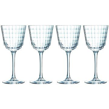 CRISTAL D´ARQUES Sklenice na bílé víno 350ml IROKO 4ks