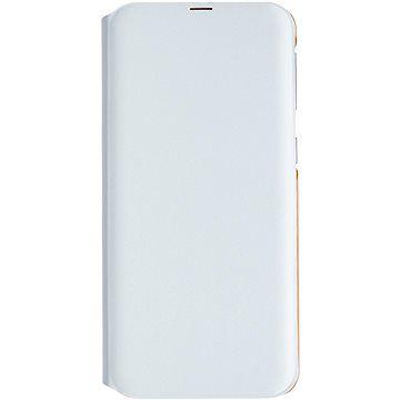Samsung Flip Case pro Galaxy A40 White