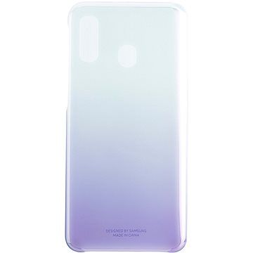Samsung Gradation pro Galaxy A40 Violet