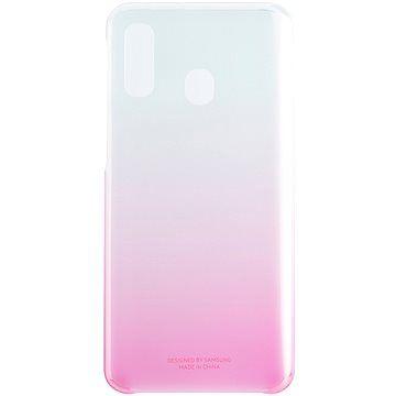Samsung Gradation pro Galaxy A40 Pink