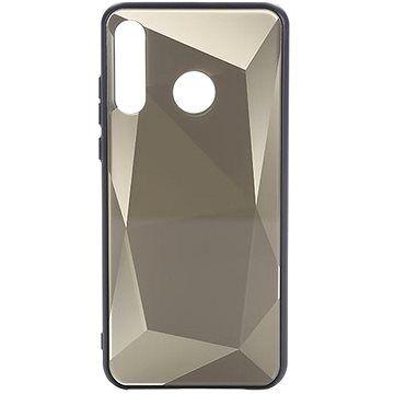 Epico Colour Glass case pro Huawei P30 Lite - zlatý