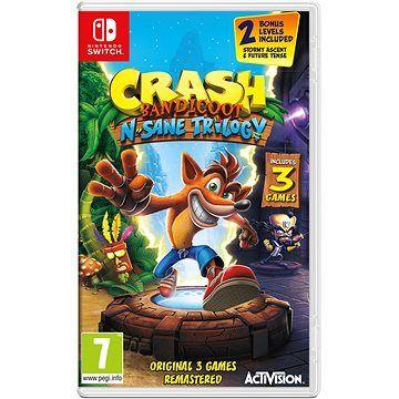 Activision Crash Bandicoot N Sane Trilogy - Nintendo Switch
