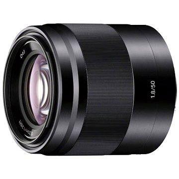 Sony 50mm f/1.8 černý