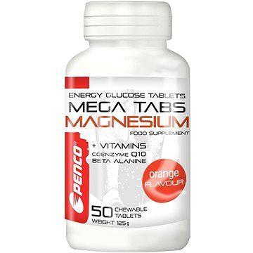 Penco Mega Tabs Magnesium, 50 tablet
