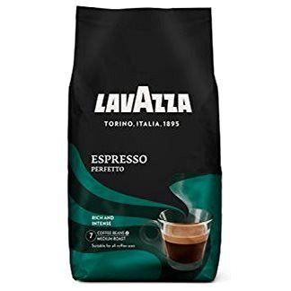 Lavazza Espresso Perfetto, zrnková, 1000g