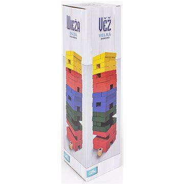 Albi Věž velká barevná s kostkou cena od 198 Kč