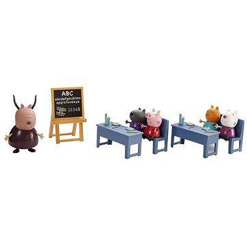 TM Toys Prasátko Peppa - Školní třída + 5 figurek