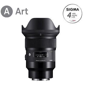 SIGMA 24mm f/1.4 DG HSM ART pro Sony E