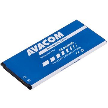 AVACOM pro Samsung G850 Galaxy Alpha Li-Ion 3,85V 1860mAh (náhrada EB-BG850BBE)