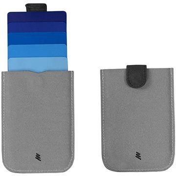 Powercube Dax wallet modrá
